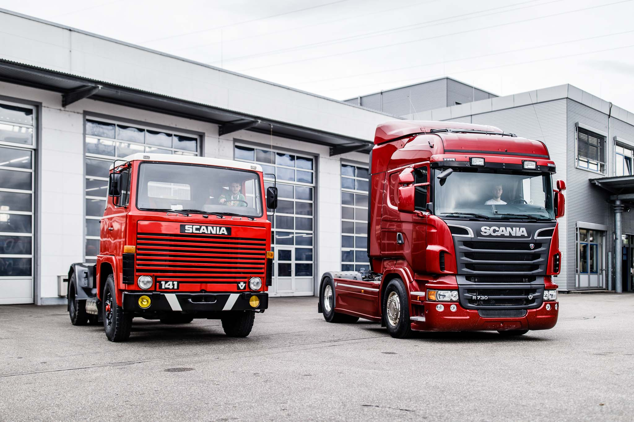 Scania Knirsch