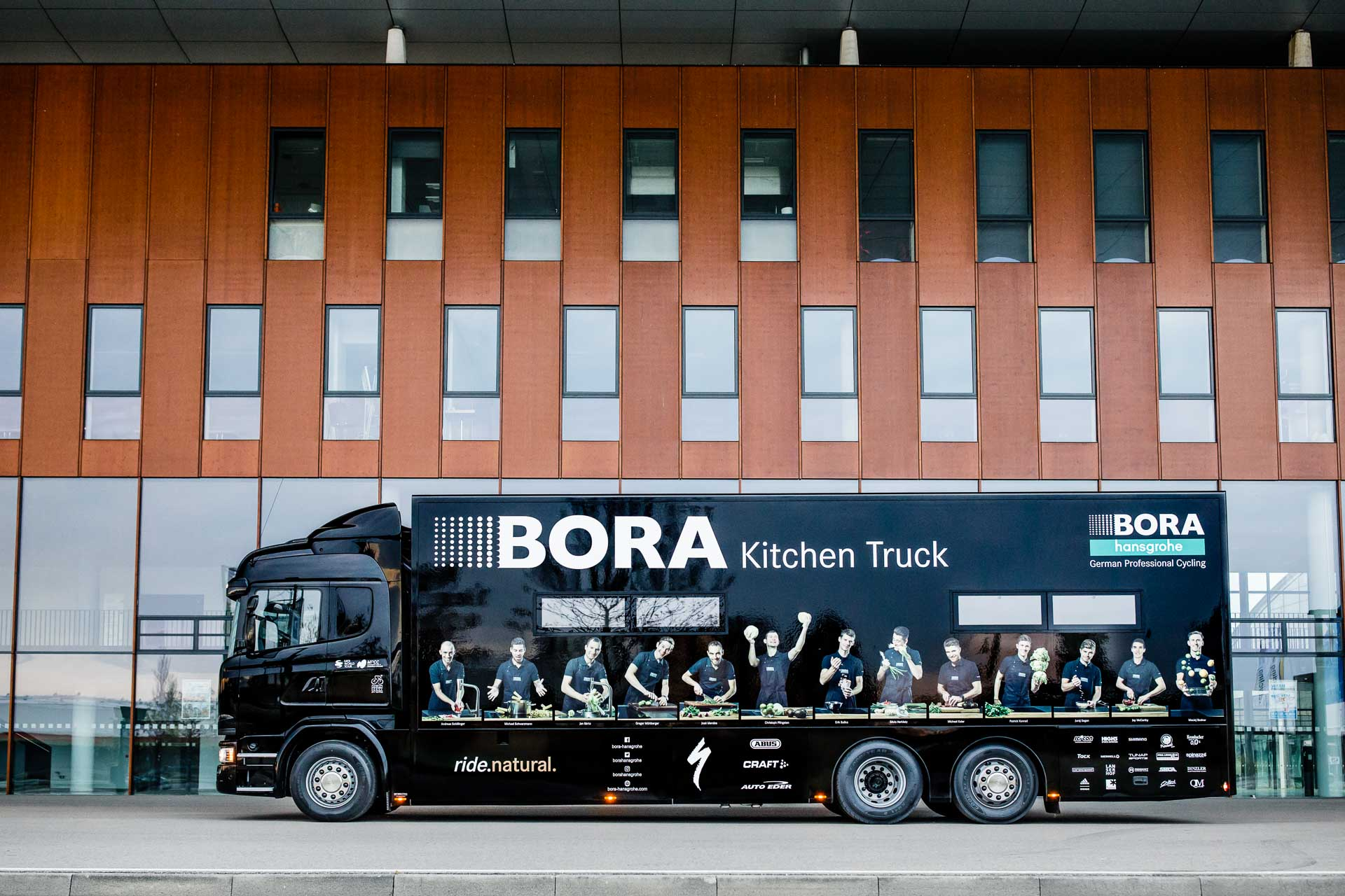 Bora Kitchen Truck von Spectra