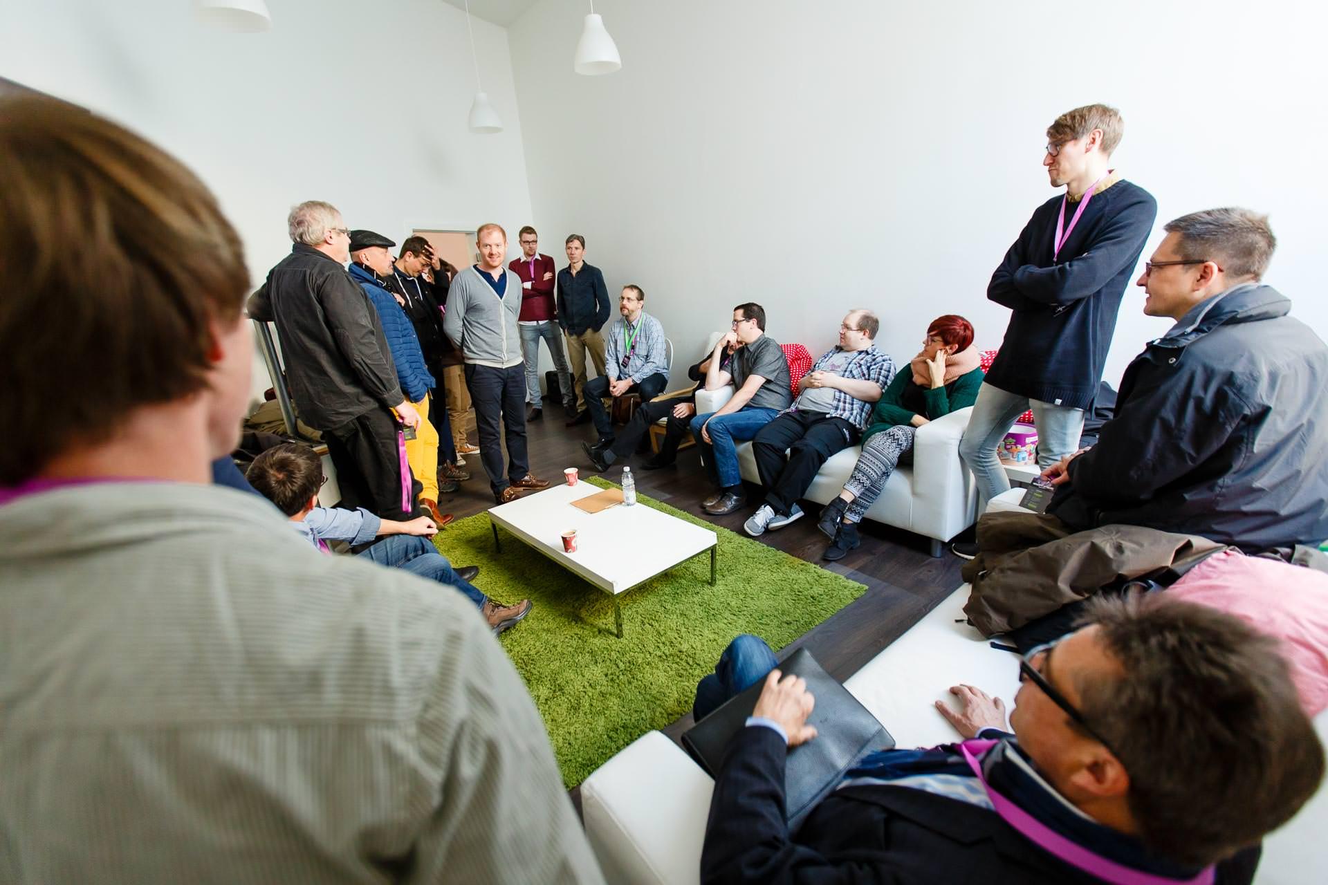 Eventfotos von der TechArts-2015 in Karlsruhe